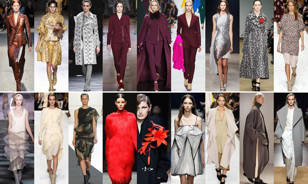 Мода 2017 В Женской Одежде Осень Зима